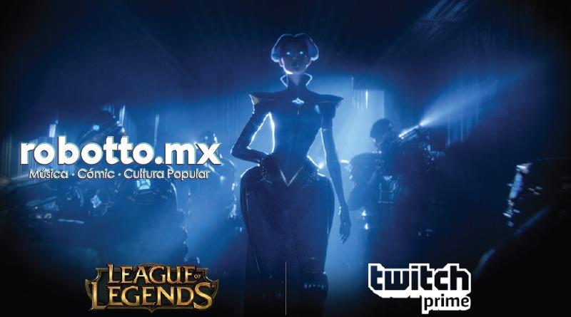 League of Legends y Twitch Prime