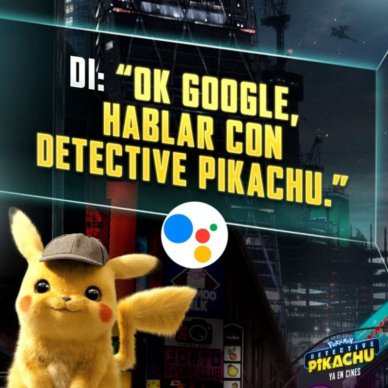 Google Pikachu