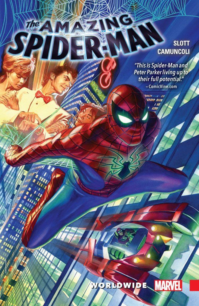 Spiderman Global