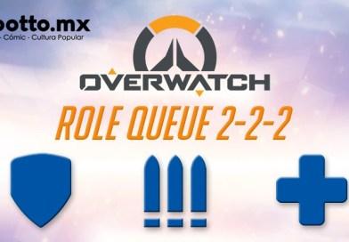 Role Queue: Un gran cambio para Overwatch.