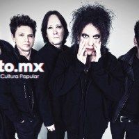 The Cure anuncia concierto en México.