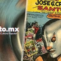 Cómics A La Mexicana | Santo: El Enmascarado De Plata #MesPatrio
