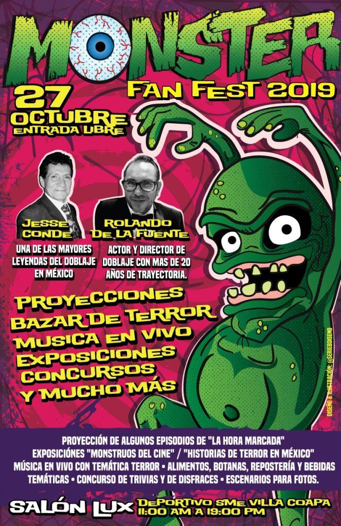 Monster Fan Fest 2019