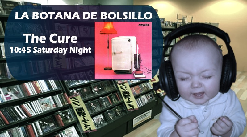The Cure La Botana de Bolsillo