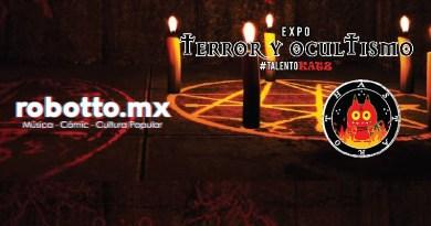 Expo Terror y Ocultismo