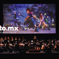 KINGDOM HEARTS: World of Tres, en la Ciudad de México.
