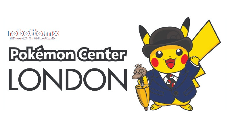 Pokémon Center de Londres