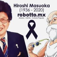 Hiroshi Masuoka, voz del Maestro Roshi muere a los 83 años.