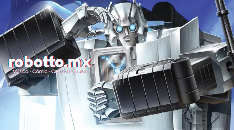 Hasbro celebra Back to the Future con un DeLorean Autobot
