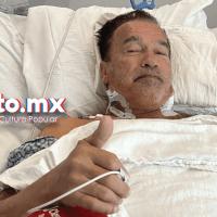 Arnold Schwarzenegger se somete a una cirugía de corazón