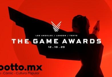 Anuncian a los nominados de los The Game Awards 2020