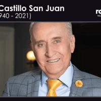 Reportan la muerte del primer actor Patricio Castillo