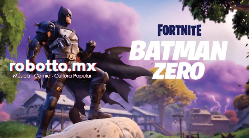 Fortnite Batman Zero