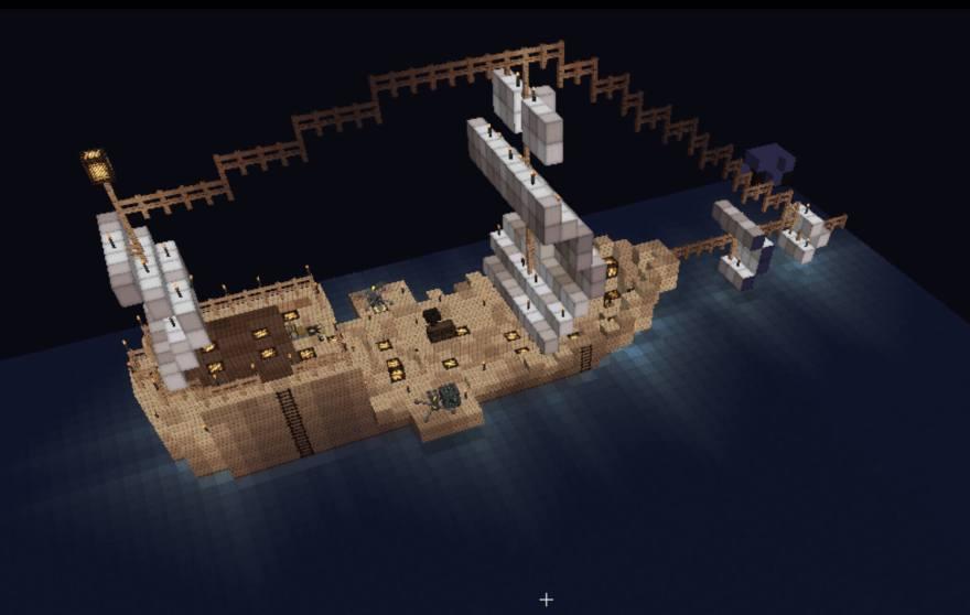 マインクラフトships mod