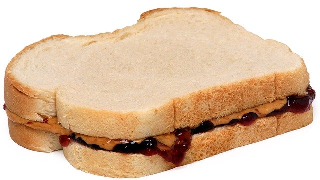 Some sandwiches don't have flavour!