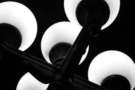 Union Square Lamp Post