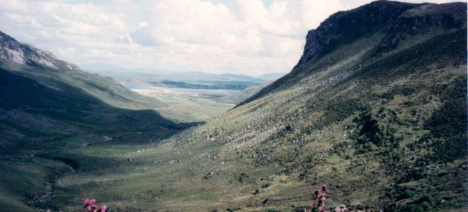 Glengesh Pass, Ardara Donegal