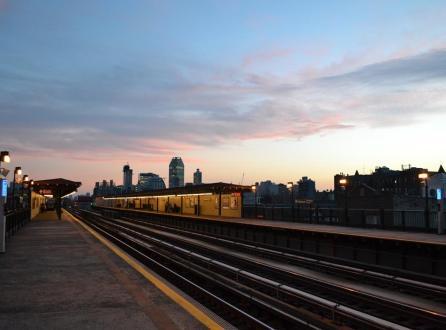 Astoria, Queens Subway Station