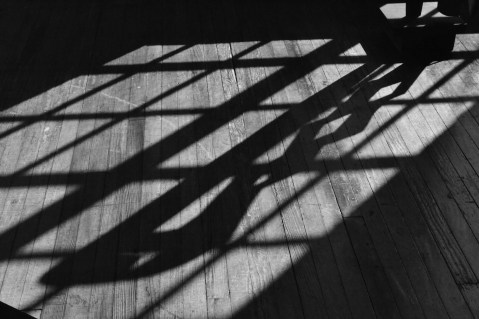 Noguchi Museum Shadows