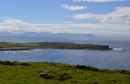 Muckross Head from a distance