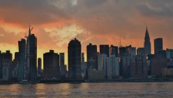 Sunset From Long Island City