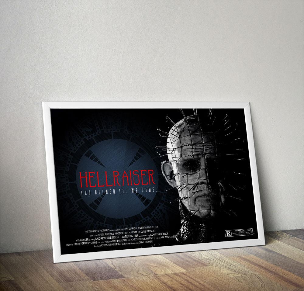 Hellraiser blue variant