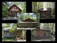 Crosslake Historical Society Historic Log Village