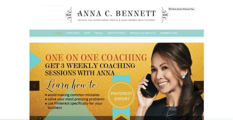 Anna Bennet SS