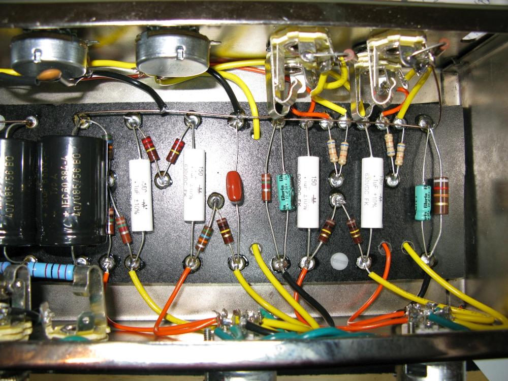 Amp Build