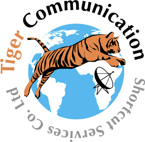 Tiger Communication logo by rob rooker