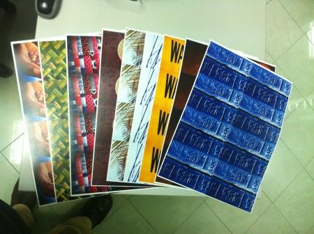 A3 prints Dunia Duara