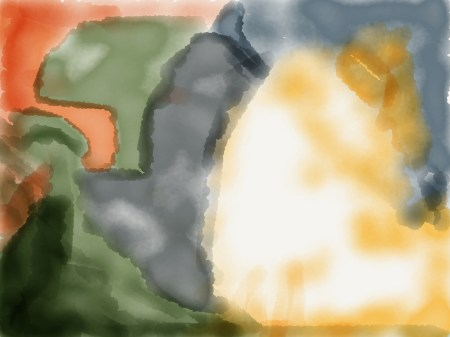 Dust - Medium: iPad, Paper by 53