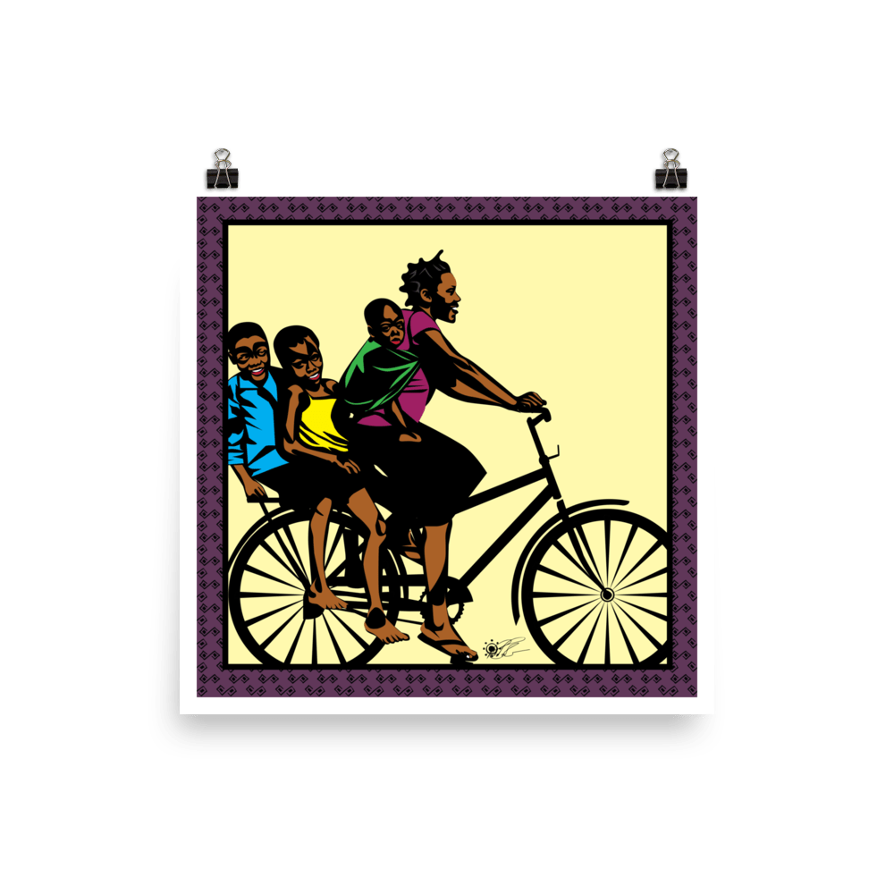 Ride Baby, Ride! Poster