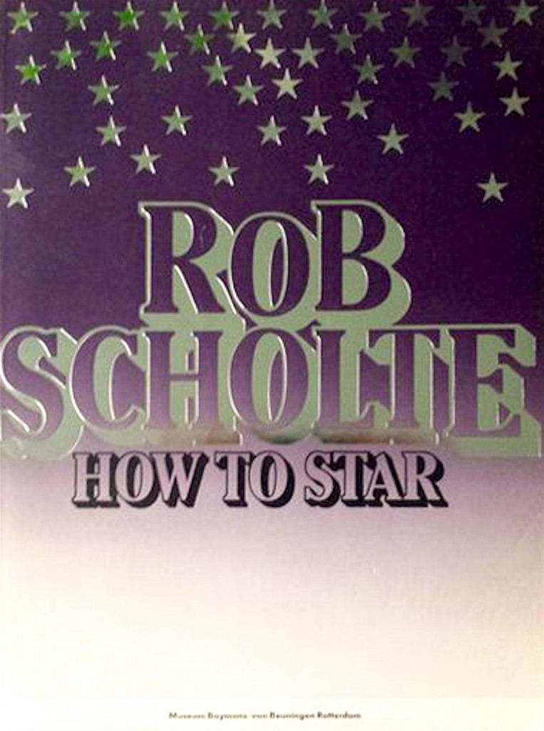 Rob Scholte – How to *