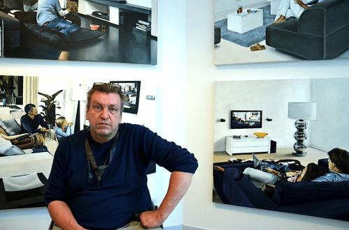 Rob Scholte voor Flat Screen