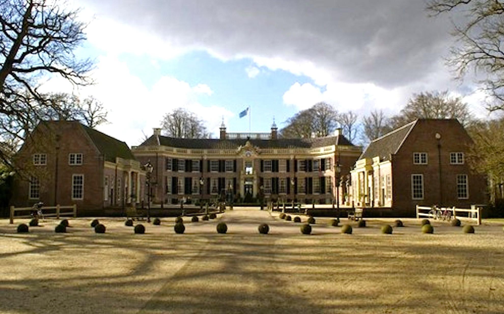 Castillo Groeneveld (foto Sobre Utrecht)