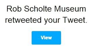 Rob Scholte Museum retweeted your Tweet