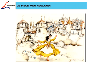 De Pieck van Holland!