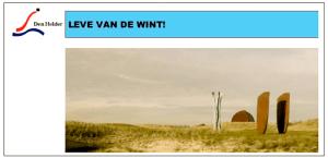 Leve Van de Wint !!!