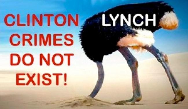 Clinton Crimes Do Not Exist