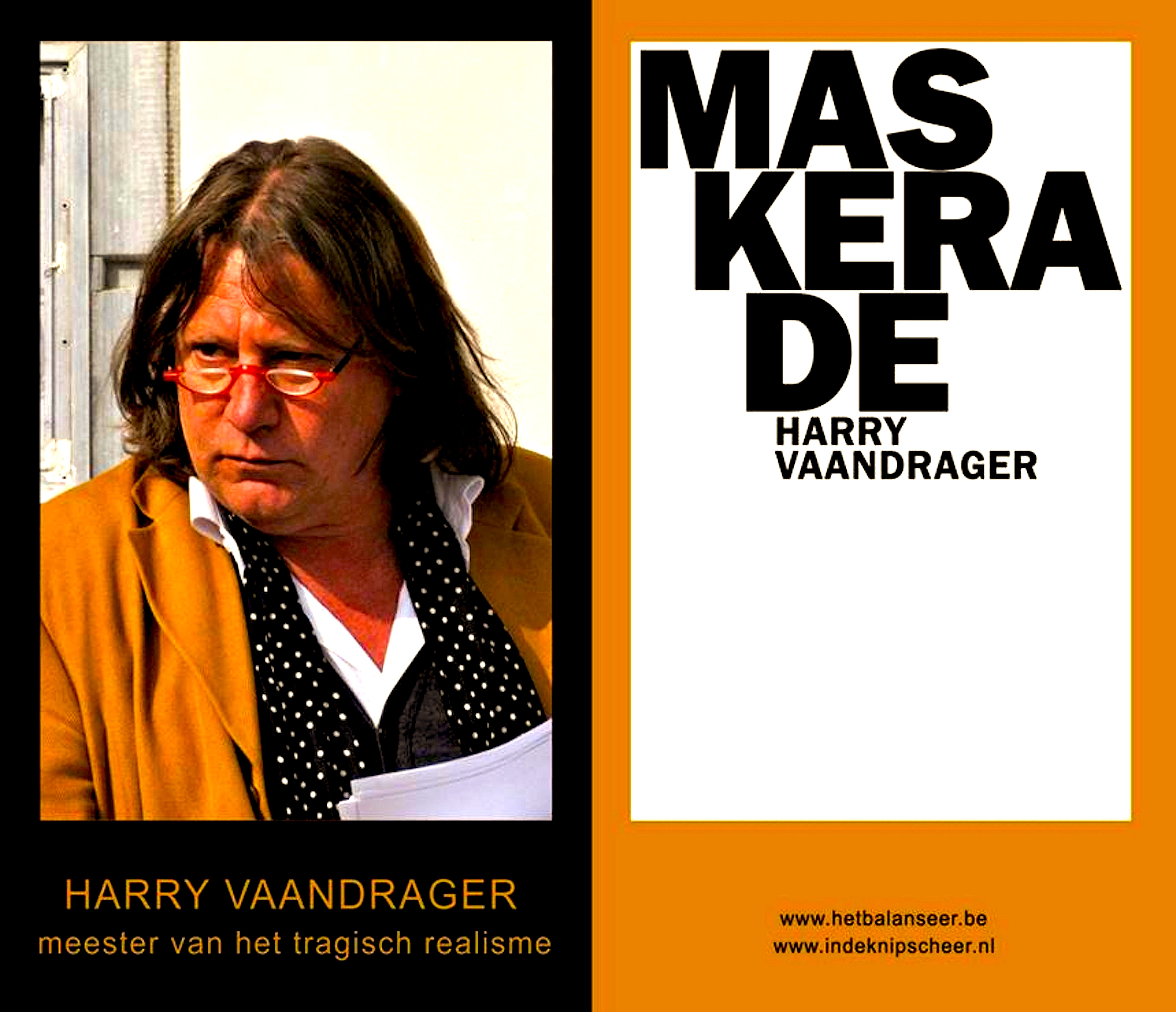 Harry Vaandrager – Maskerade