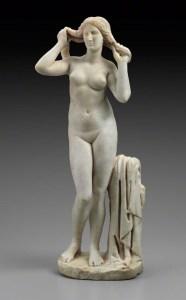 Anoniem - Aphrodite die haar haar uitwringt