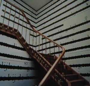 Joseph Kosuth - Chambres d'Amis (foto Pinterest)