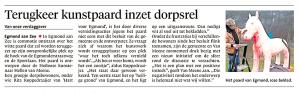 Alkmaarse Courant, 8 juli 2017