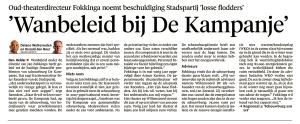 Helderse Courant, 22 juli 2017