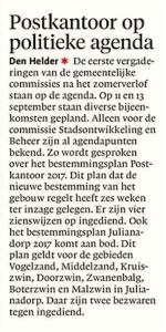 Helderse Courant, 9 augustus 2017