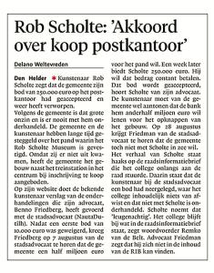 Helderse Courant, 6 september 2017