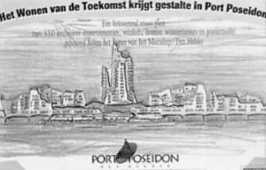 """""""Port Poseidon"""", de beoogde 'apenrots' van Den Helder"""