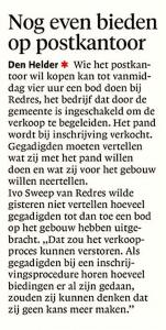 Helderse Courant, 31 oktober 2017