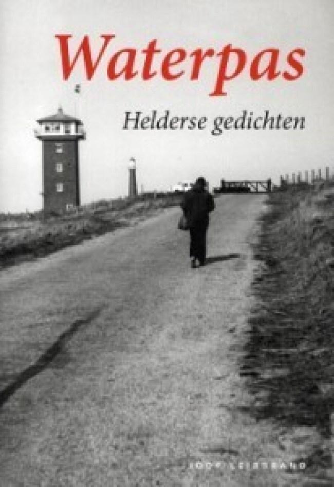 Joop Leibbrand - Waterpas, Helderse gedichten (foto bol.com)